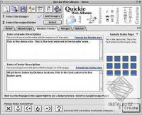 Quickie Web Albums
