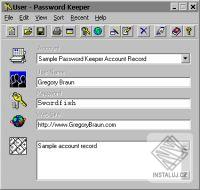 Password Keeper 2000