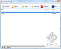 WeenyFree PDF Merger