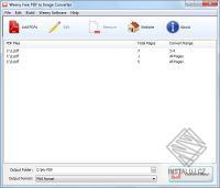 Weeny Free PDF to Image Converter