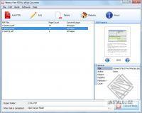 Weeny Free PDF to ePub Converter
