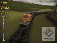 Freight Train Simulator