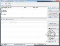 Outlook Express Email Extractor