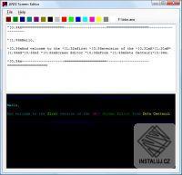 ANSI Screen Editor