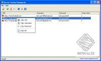 SterJo Firefox Passwords