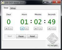 Taskbar Timer