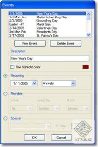Calendar MW