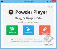 Powder Player