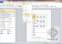 Classic Menu for Visio 2010 and 2013