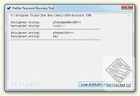 The Bat Password Recovery Tool