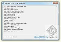 PocoMail Password Recovery Tool