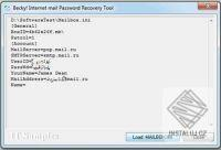 Becky! Internet Mail Password Recovery Tool