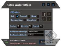 Relax Water Effect