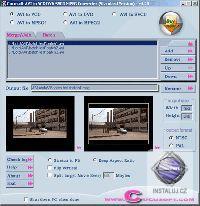 AVI to DVD VCD SVCD MPEG Converter Pro