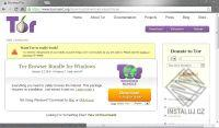 Tor Browser Bundle for Windows