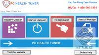 PC Health Tuner