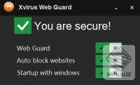 Xvirus Web Guard