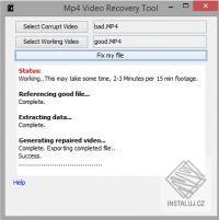 Mp4 Video Repair Tool