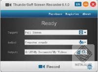 ThunderSoft Screen Recorder