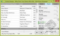 Waf Music Manager