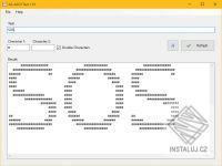AS-ASCII Text