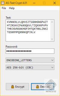 AS-Crypt Text