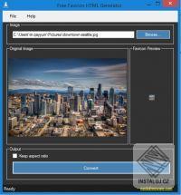 Free Favicon HTML Generator