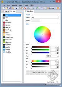 Cyotek Palette Editor