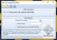 XL Essential PDF Splitter