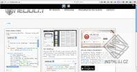 Firescreen - Screenshots webpage
