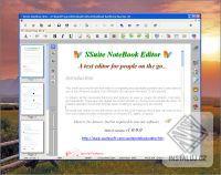SSuite NoteBook Editor