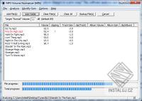 MP3 Volume Normalizer