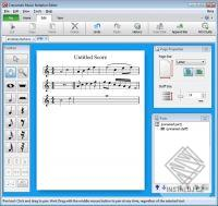 Crescendo Music Notation Software