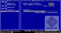 Active@ Partition Recovery for DOS - FREEWARE