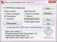 Macromedia/Adobe Flash Tool