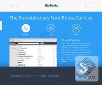 SkyFonts