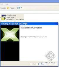 DirectX Information Provider