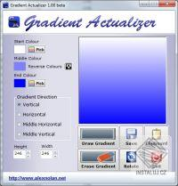 Gradient Actualizer