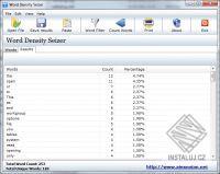 Word Density Seizer