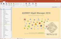 AUDREY Glyph Manage