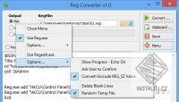 Reg Converter