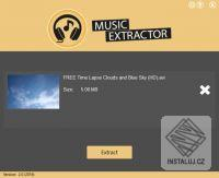 MusicExtractor