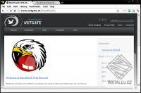 BlackHawk Web Browser