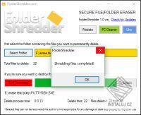 FolderShredder