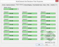 Multichannel ASIO DirectShow Renderer
