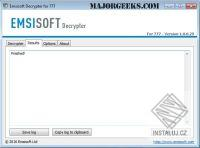 Emsisoft Decrypter for Xorist