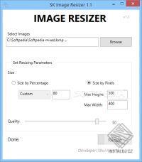 SK Image Resizer