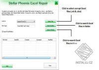Stellar Phoenix Excel Repair