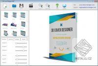 3D Cover Designer