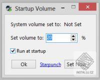Start Volume